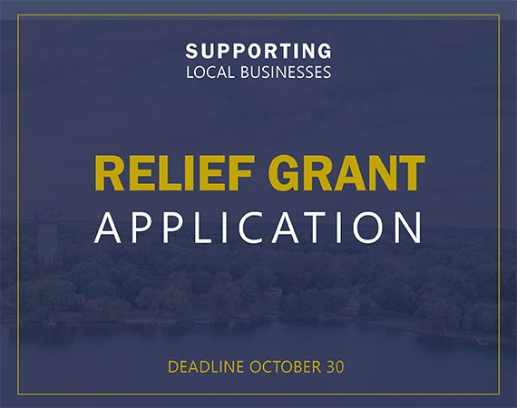 Relief Grant Application Spotlight Image